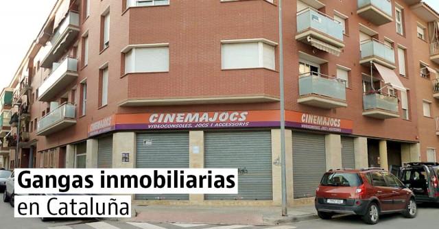 Gangas inmobiliarias en Cataluña