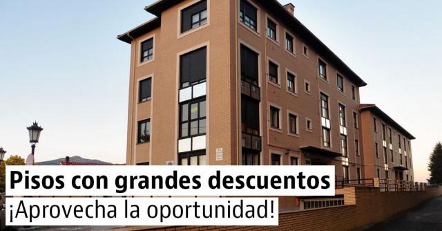 Los pisos que más han bajado de precio