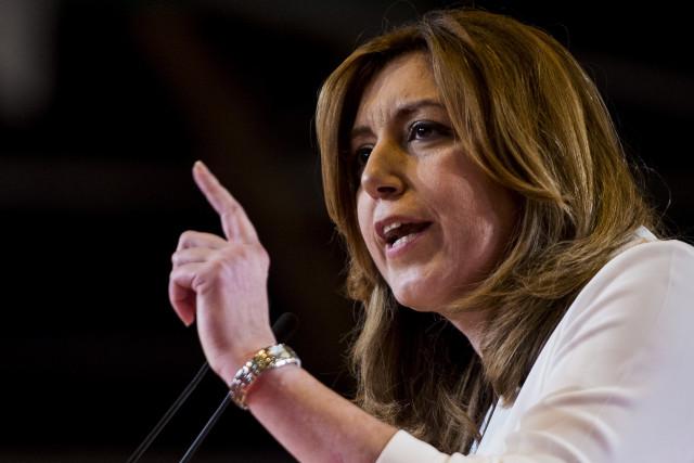 Susana Díaz, presidenta de Andalucía / Gtres