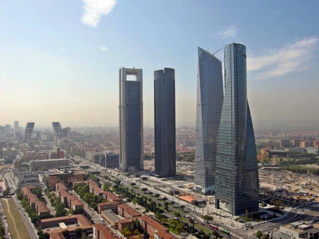 Paseo de la Castellana (Madrid) / Foto: Wikipedia