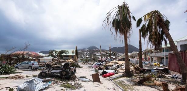 Fotografía del impacto de una catástrofe natural / Pixabay