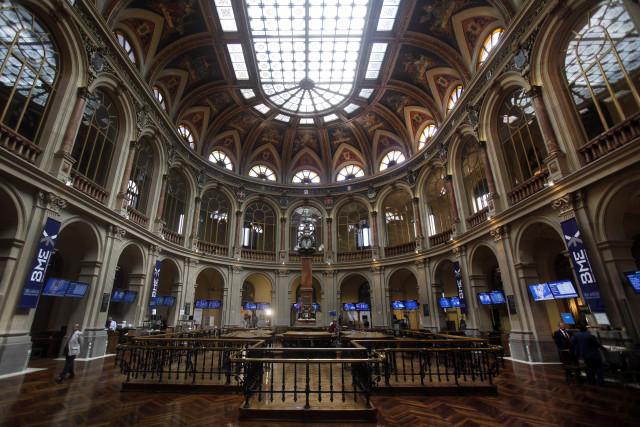 Palacio de la Bolsa (Madrid) / Gtres