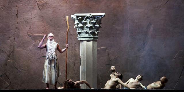 'Semiramide', la ópera de Rossini, en el Palacio Euskalduna de Bilbao