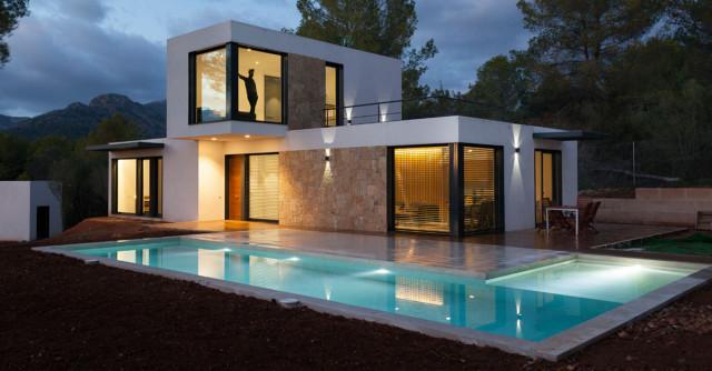 Las casas prefabricadas se siguen perfilando como una buena opción de acceso a la vivienda
