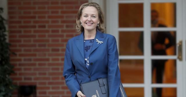 Nadia Calviño, ministra de Economía / Gtres
