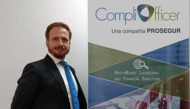 Daniel Monrió Grosso, Director de Operaciones de CompliOfficer