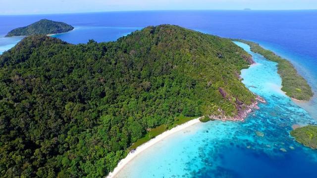 Bawah Islands / Vladi Private Islands