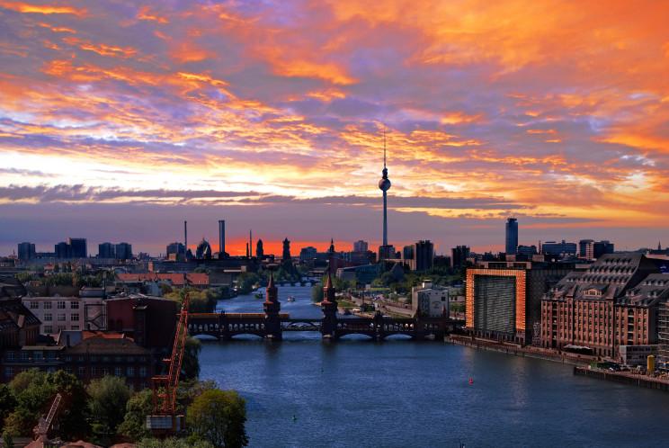 Vista de Berlín / Gtres