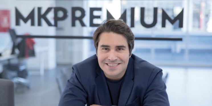 Daniel Leiva, socio fundador de MK Premium / Fuente: MK Premium