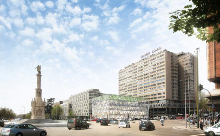 Edificio Axis / CBRE Global Investor