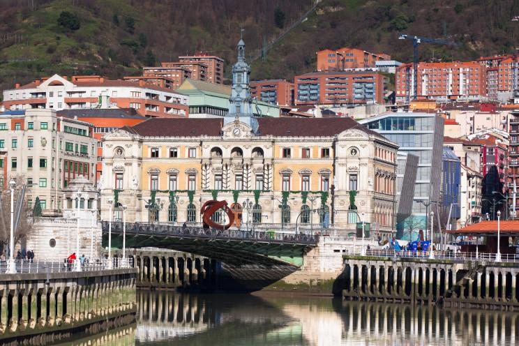 Panorámica de Bilbao / Gtres