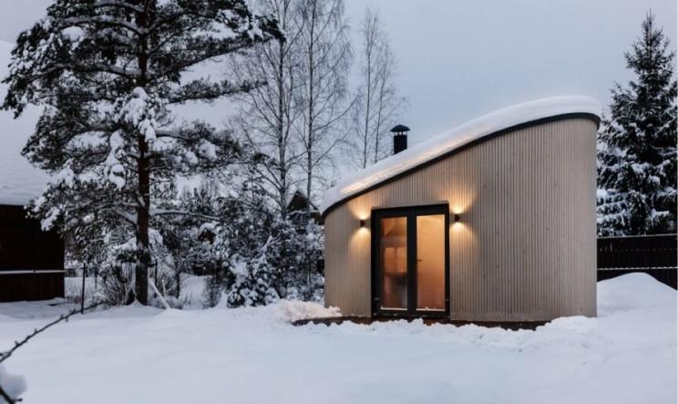 Exterior de la casa  / Ekaterina Titenko