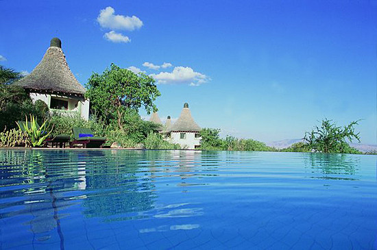 Lake Manyara Serena Safari Lodge, Tanzania / Wow Amazing