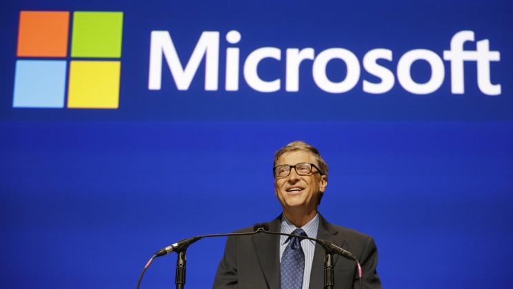 El patrimonio de Bill Gates bate récord