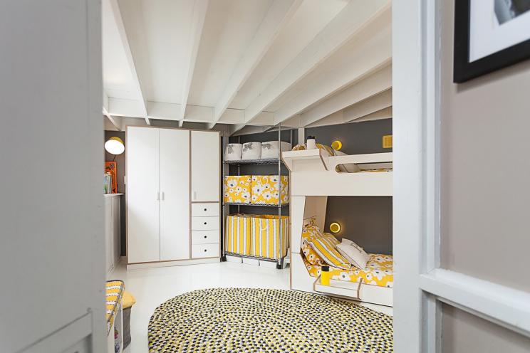 10 habitaciones de ensueño que cambiarán tu idea sobre las literas ...