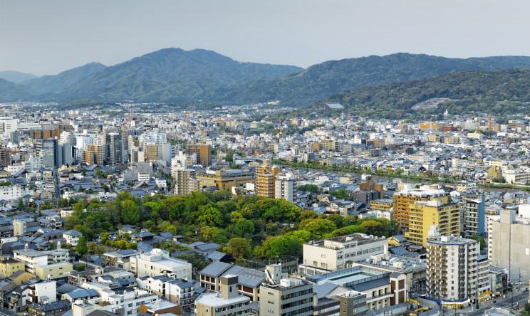 Ciudad de Kyoto (Japón) / Gtres