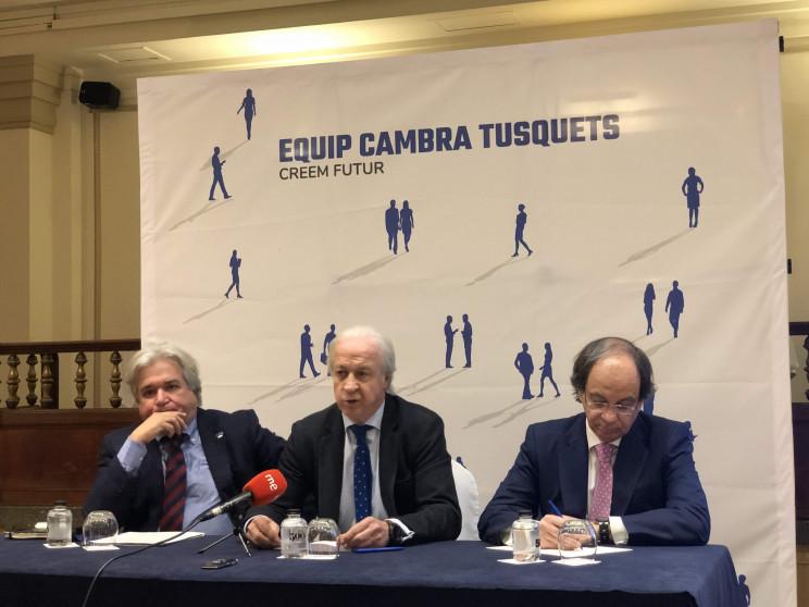 Equip Cambra Tusquets