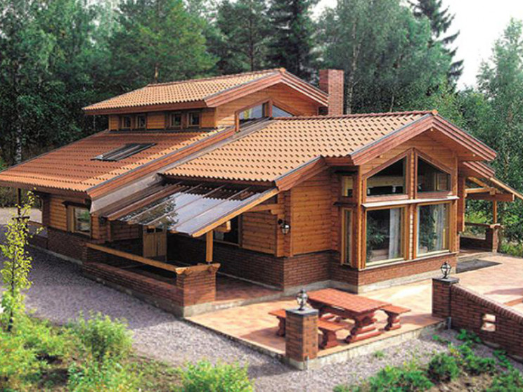 Casa de madera por 112.2000 euros
