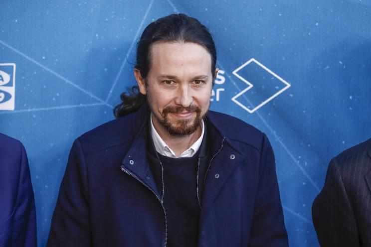 Pablo Iglesias, líder de Unidas Podemos / Gtres