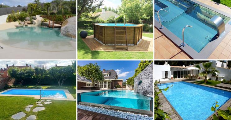 Fotos e imágenes de piscinas