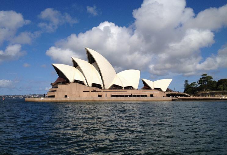 Ópera de Sidney, Australia / Pixabay