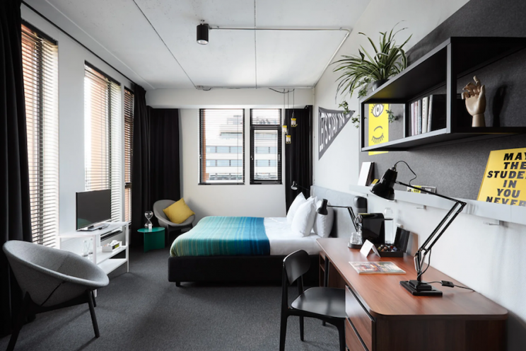 Fuente: The Student Hotel