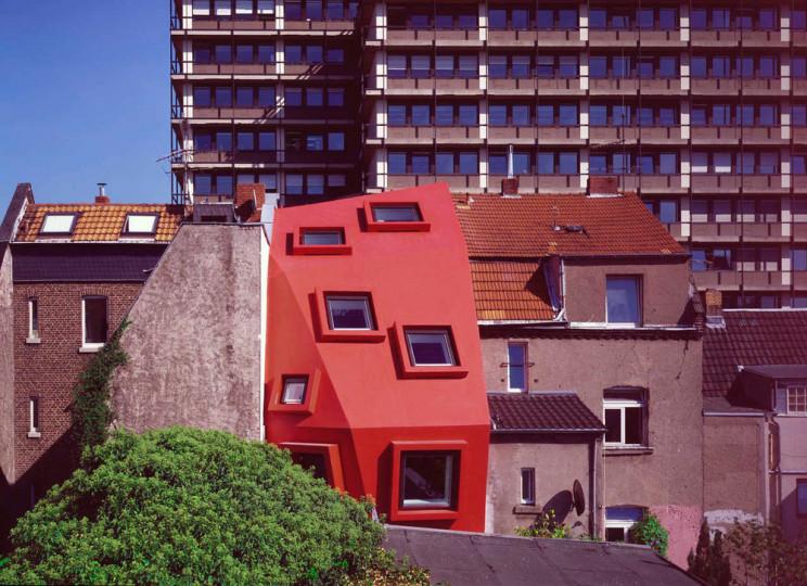 Está firmada por el estudio de arquitecturaManuel Herz / Boris Becker