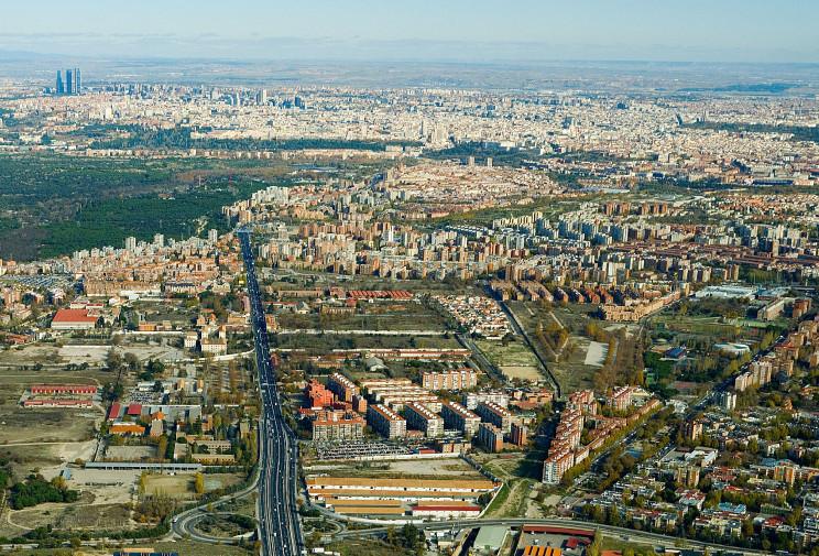 Operación Campamento, suelo del Estado en Madrid / Sepes