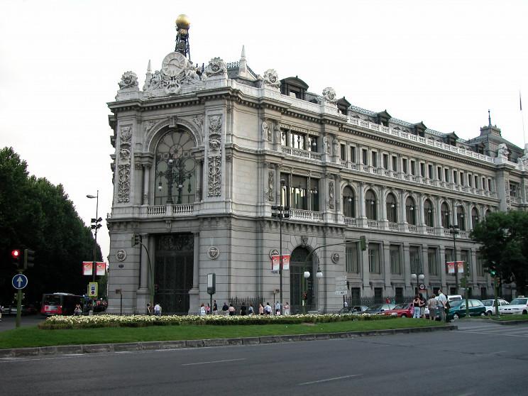 Sede del Banco de España en Madrid / Gtres