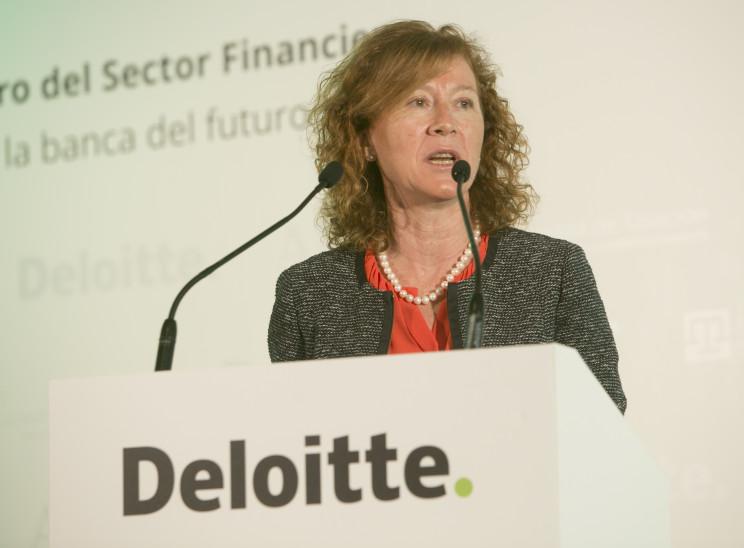 Margarita Delgado, subgobernadora del Banco de España / Jorge Torés