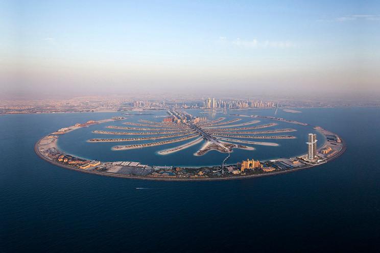 isla de la construcción del famoso 2020 de