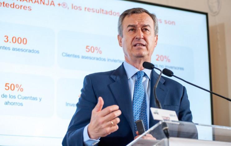 César González-Bueno, presidente de ING para España y Portugal / APIE
