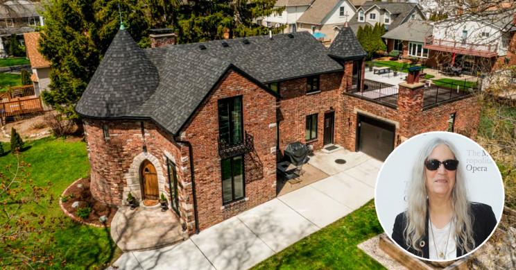 La vivienda está diseñada bajo el estilo Tudor