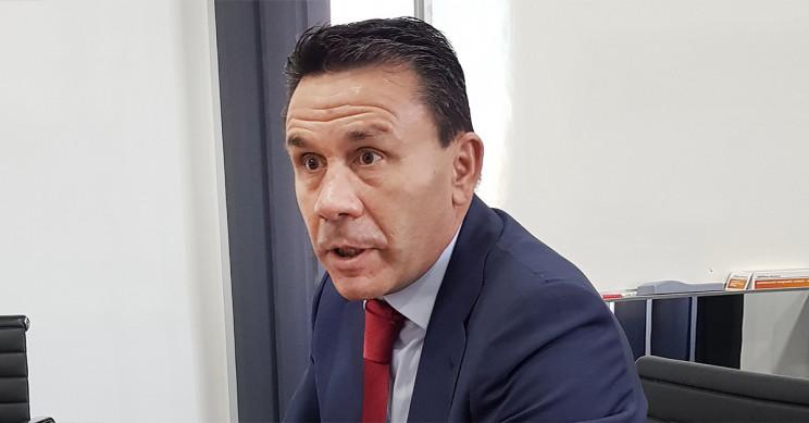 José Luis Grajera, presidente de AGV
