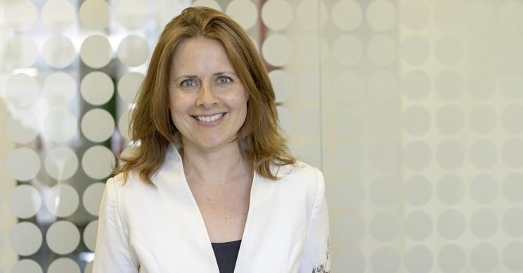 Caroline Jurgens, presidenta de AHSE