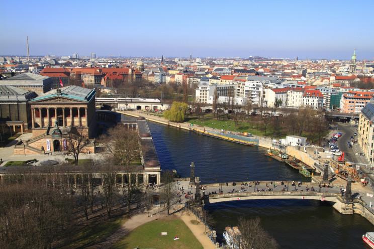 La ciudad de Berlín / Gtres