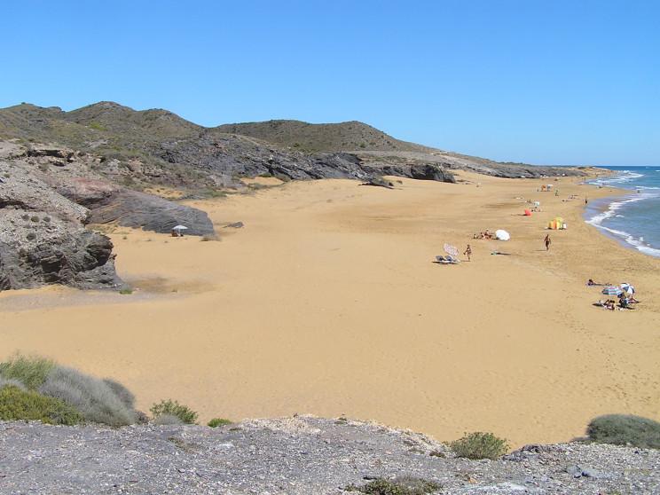 Playa Calblanque, Murcia