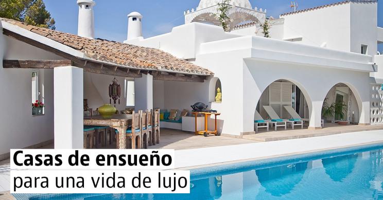 Casas bonitas y singulares en venta en España