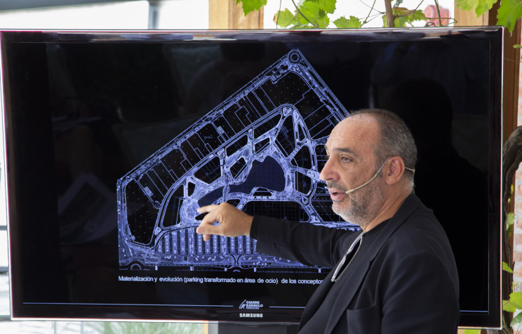 Gianni Ranaulo, arquitecto / Compagnie de Phalsbourg