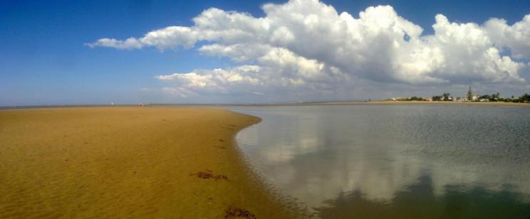 Playa Isla Canela, Huelva