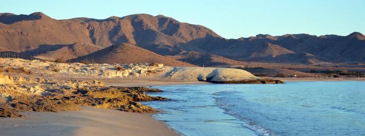 Playa Los Genoveses, Almería