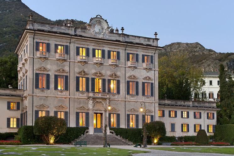 Conocida como Villa Sola Cabiati