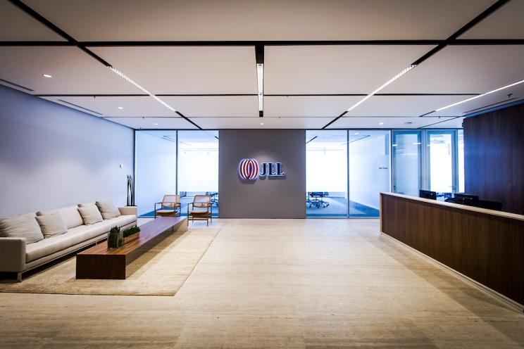 JLL oficinas