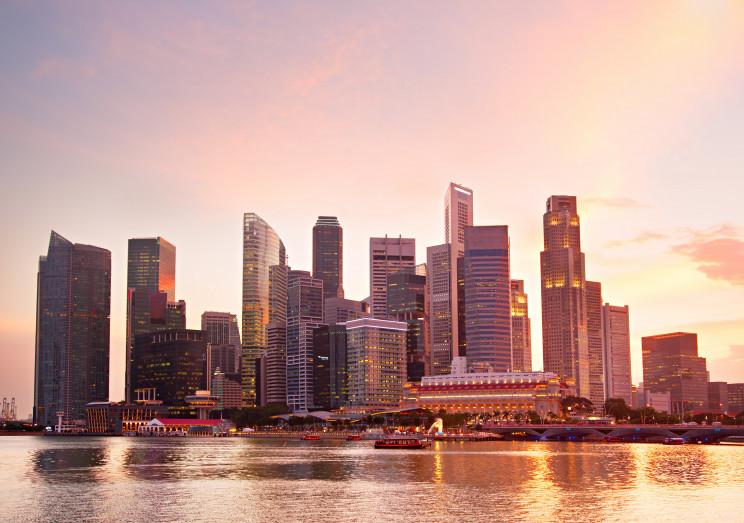Skyline de Singapur / Gtres