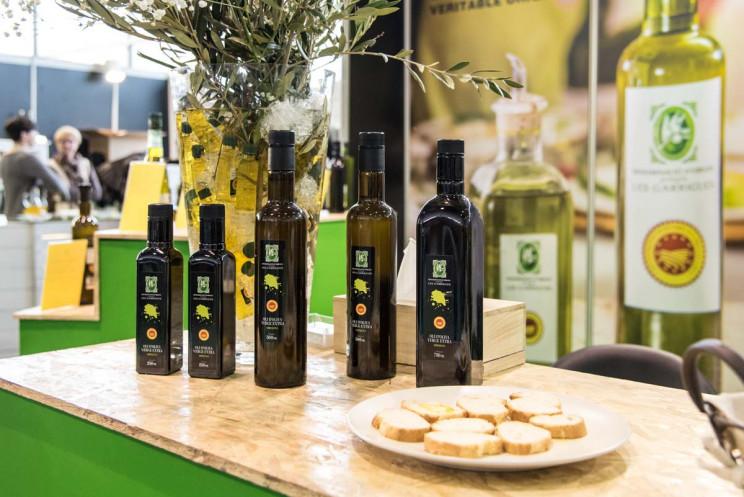 España : las rutas del aceite de oliva  Garrigues1