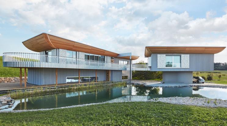Esta Es La Casa Prefabricada De Madera Creada En Alemania