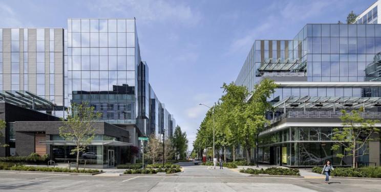 Imagen del complejo Arbor Blocks. / Arbor Blocks.