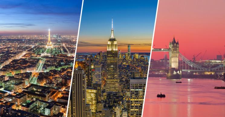 Imagen  - Las 10 ciudades más bonitas del mundo (y una de ellas es española)