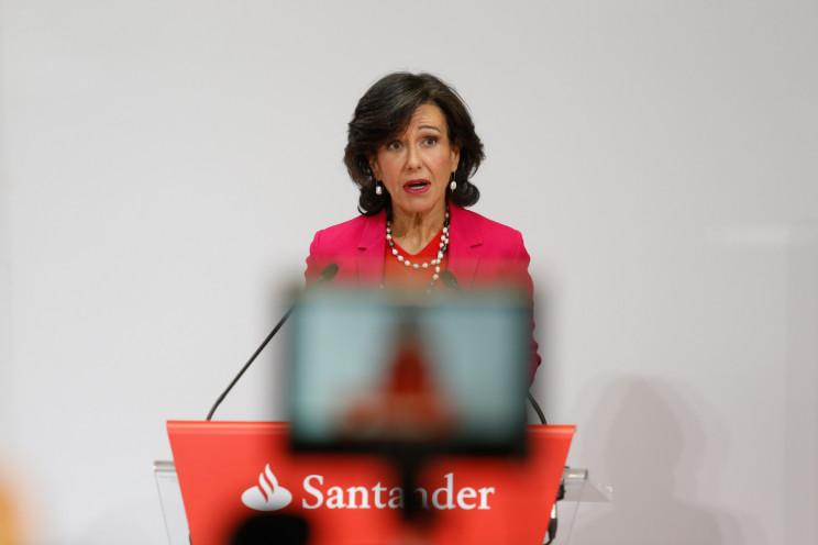 Ana Botín, presidenta de Grupo Santander / Gtres