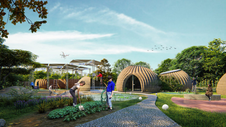 Wasp|Mario Cucinella Architects